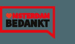 Amsterdam Bedankt